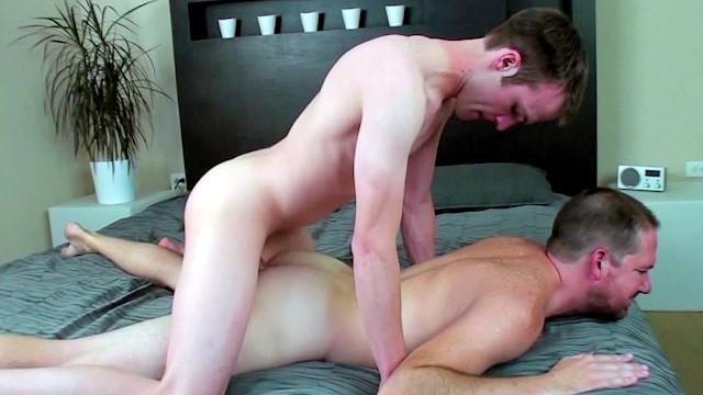 Cum in ass gay gay