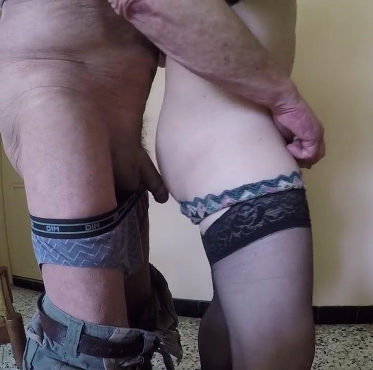Rubbing Tits While Fucking