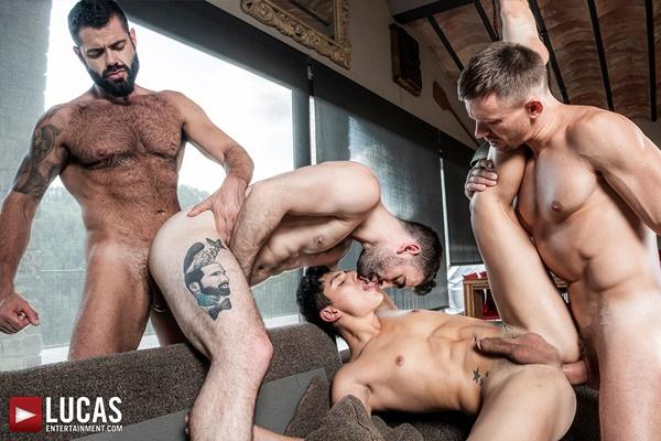 Gay porno group maxy crampie