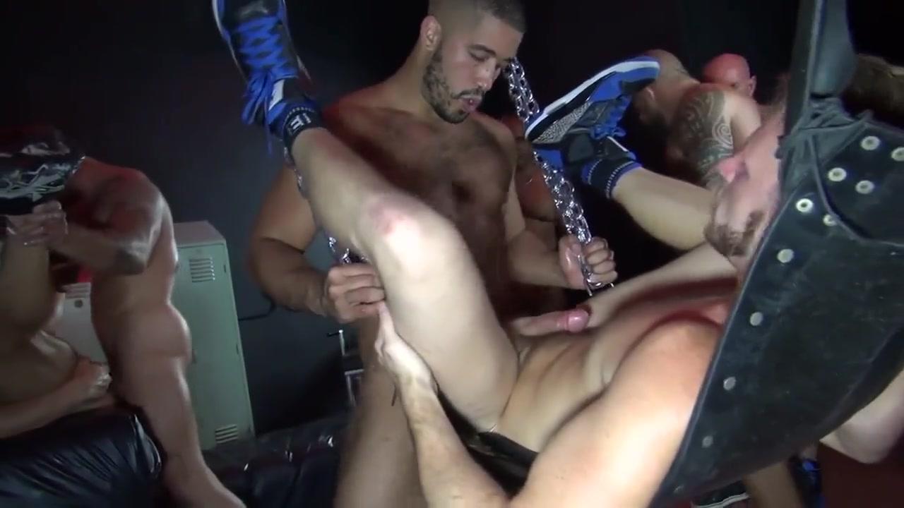 gay bdsm orgie