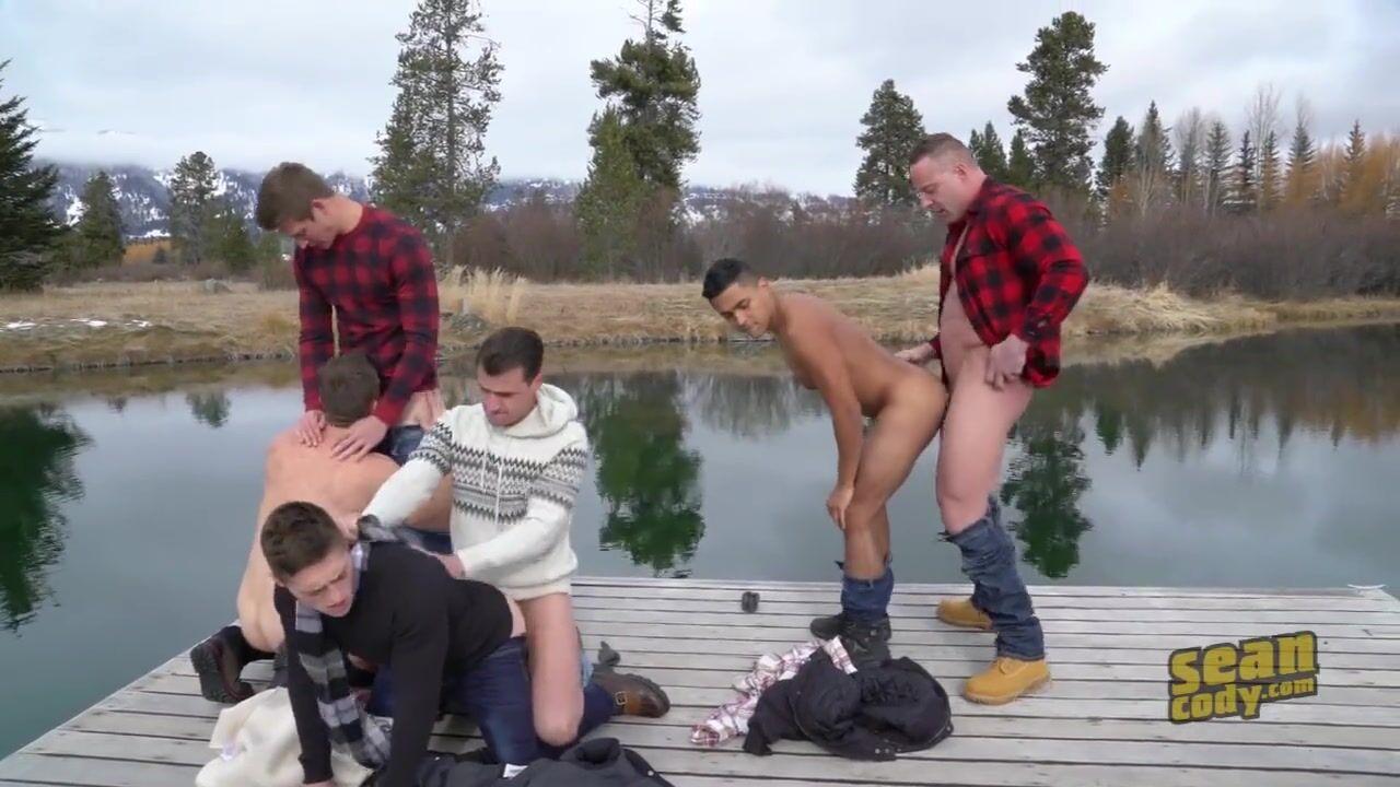 Cabin Fever Porn Gay top 50 favorite gay porn scenes of 2018 - #11-#01