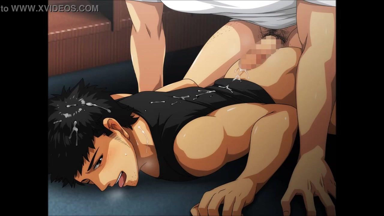 Quality porn gay anime hunks porn