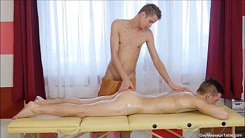 Massage gay yummy guys video